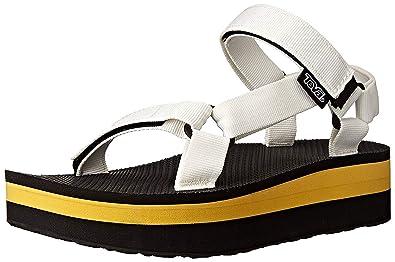 3751ead1b6e Teva Women s Flatform Universal Platform Sandal