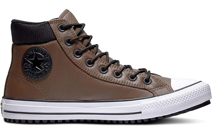 8cea057360 Converse Chuck Taylor all Star PC Hi Scarpa Brown: Amazon.it: Scarpe e borse