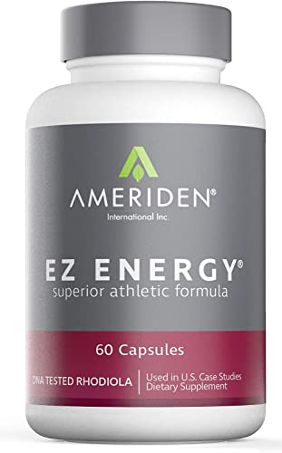 EZ Energy Powerful Athletic Formula 60 cap 600 mg