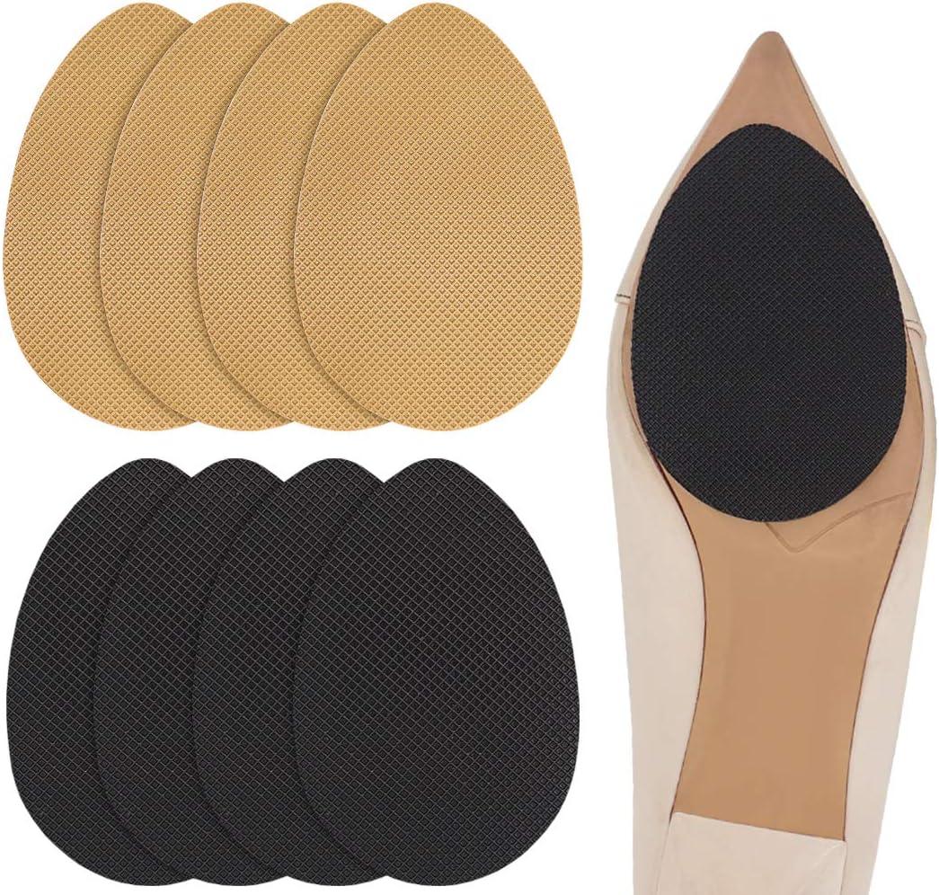 Self-Adhesive Useful Sole Protectors Shoes Mat Heel Sole Grip Anti-Slip Pads