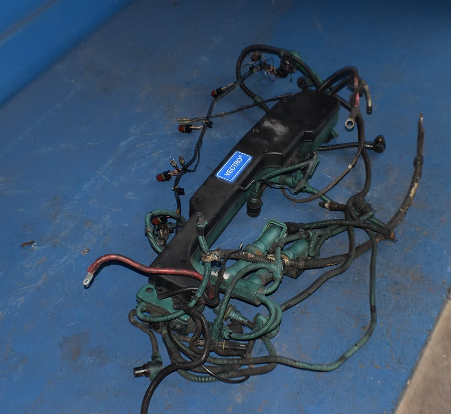 Amazon.com : VOLVO D12 VED12 ENGINE WIRE HARNESS SEE PICTURES NO CORE ->  7817 : Everything Else