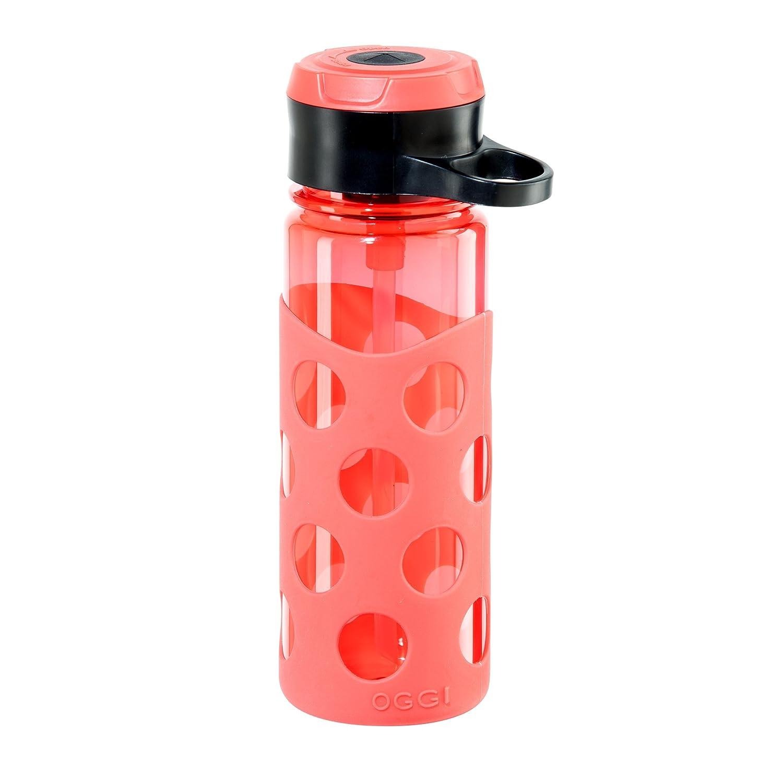 Oggi 8099.13 Tritan ZUM Bottle Pink Pink