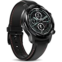 Ticwatch Pro 3 GPS Smartwatch for Men and Women, Qualcomm® Snapdragon Wear™ 4100 Platform,Wear OS by Google, Dual-Layer…