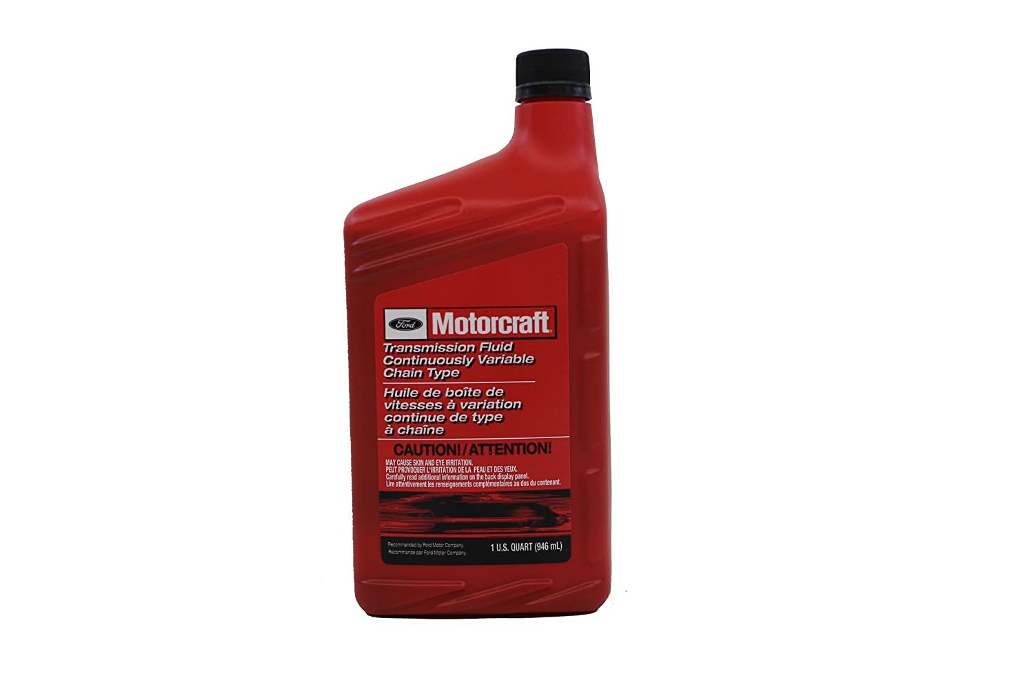 Genuine Ford Fluid XT-7-QCFT Continuously Variable Chain Type Transmission  Fluid - 1 Quart