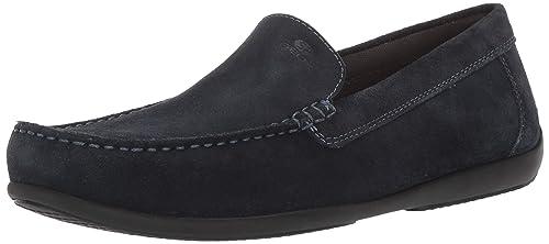 c68b4fed Mocasines de Zapatos de Hombre GEOX U ASCANIO A en Ante Beige U920WA-00022-C5004:  Amazon.es: Zapatos y complementos