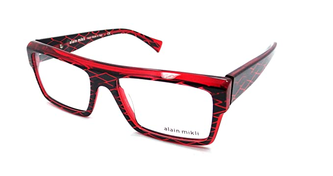 ccb785bd91 Image Unavailable. Image not available for. Color  Alain Mikli Rx Eyeglasses  ...