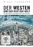 Der Westen und der Rest der Welt - Die Geschichte vom Wettstreit der Kulturen [2 DVDs]