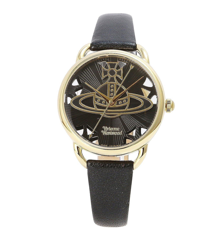 afccb8a0f318 Amazon | (ヴィヴィアン・ウエストウッド) VIVIENNE WESTWOOD 腕時計 #VV163BKBK 並行輸入品 |  並行輸入品・逆輸入品・中古品(レディース) | 腕時計 通販