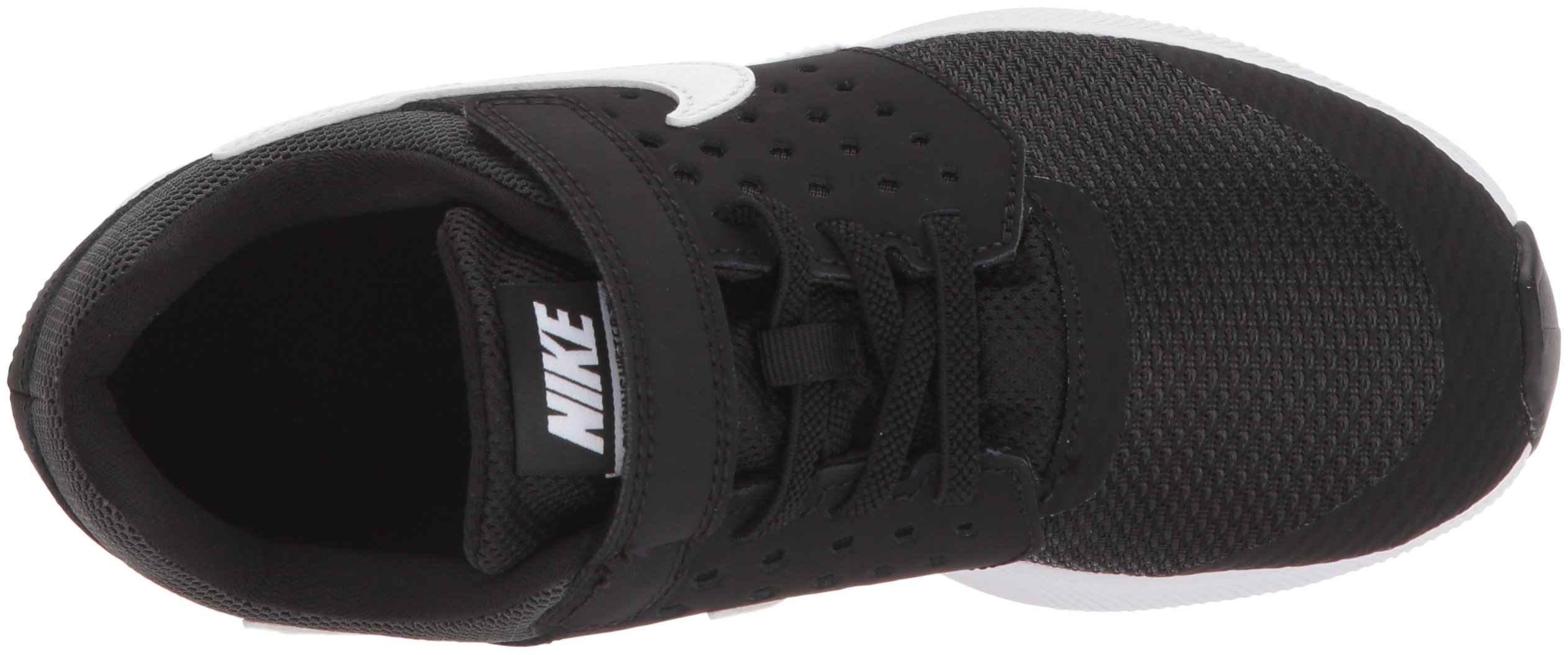 Nike Boys' Downshifter 7 (PSV) Running Shoe, Black/White-Anthracite, 3 M US Little Kid by Nike (Image #7)