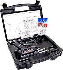 Weller D550PK 260-Watt/200W Professional Soldering Gun Kit with Three Tips and Solder