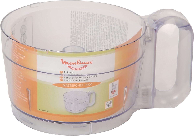 Moulinex XF900601 - Cuenco para Masterchef 5000: Amazon.es: Hogar
