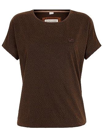 Naketano Damen T-Shirt Blitz Bumm Schniedel Bäng T-Shirt  Amazon.de ... 27ec6f05ed