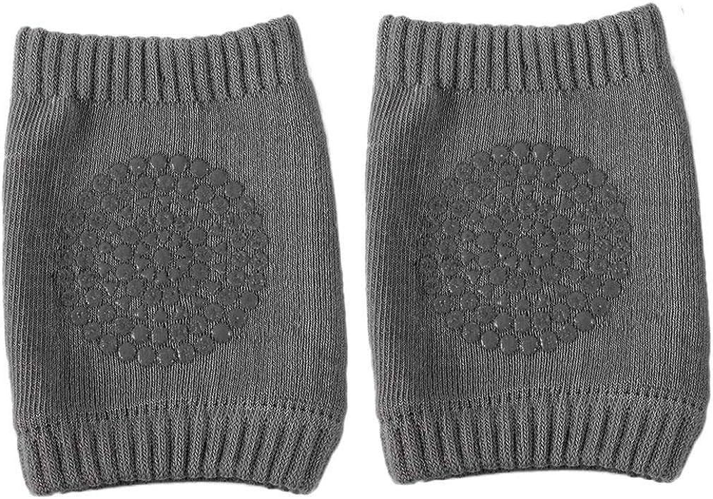 Comodo ginocchiere per bambini appena nati Gomitiere di protezione per gomiti e gomiti stretti e traspiranti per bambini piccoli