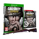 Call of Duty®: WWII + Animated Zombies Weapon Camo + Zombies Prima Strategy Guide (Exclusive to Amazon.co.uk) (Xbox One)