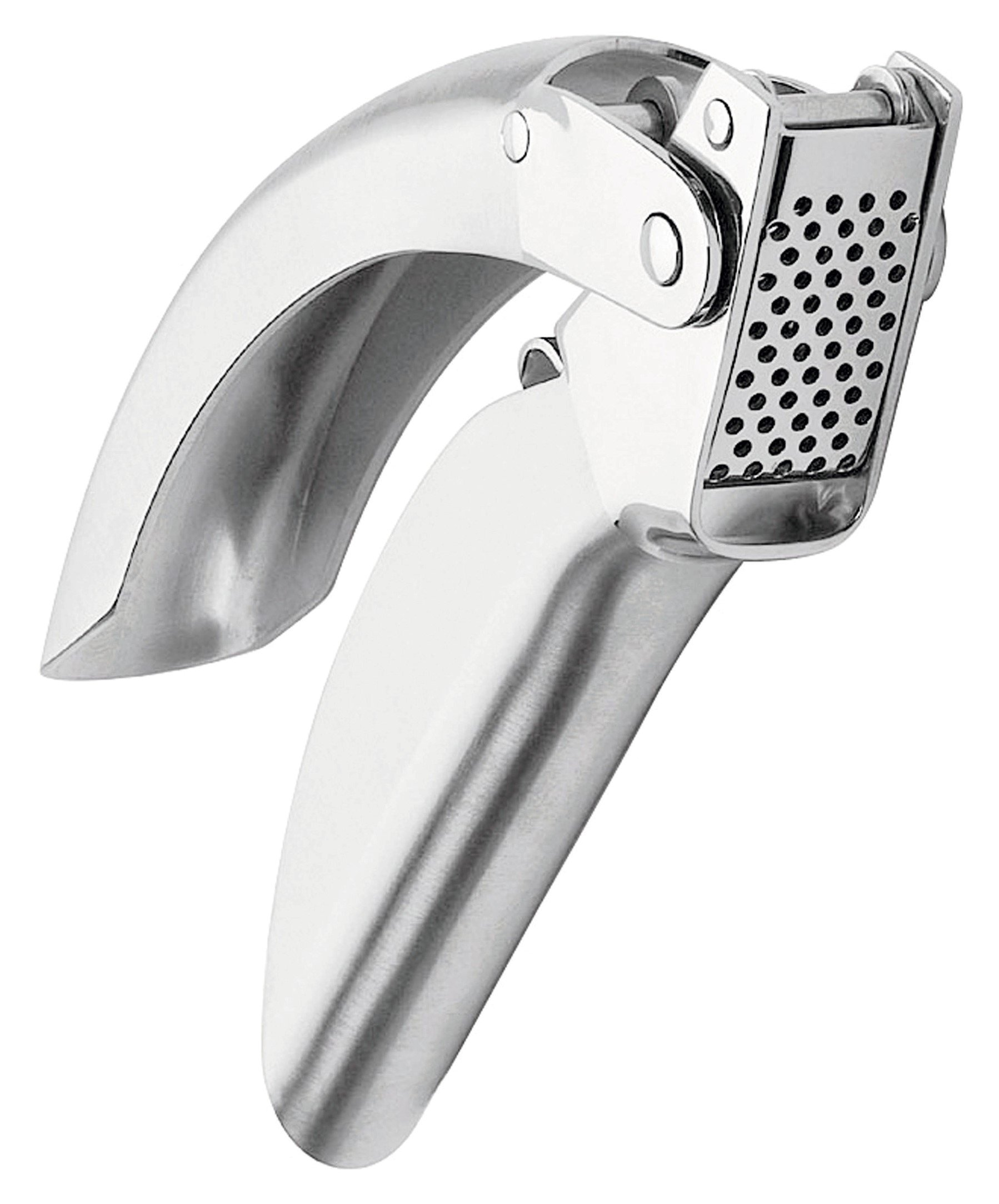 Kuhn Rikon Stainless Steel Epicurean Garlic Press