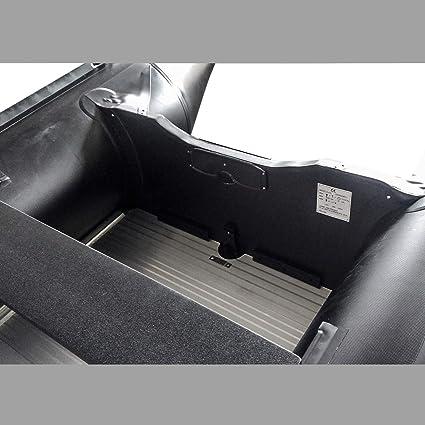 FIXKRAFT F470 - Bote hinchable para 9 personas, base de aluminio, color negro: Amazon.es: Hogar