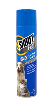 SHOUT 0.17-Gallon Pet Stain & Odor Carpet Cleaner