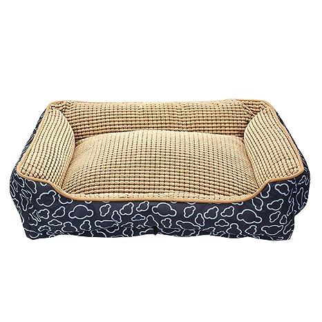 Sofá cama para mascotas, lavable, tela Oxford, cómodo sofá ...