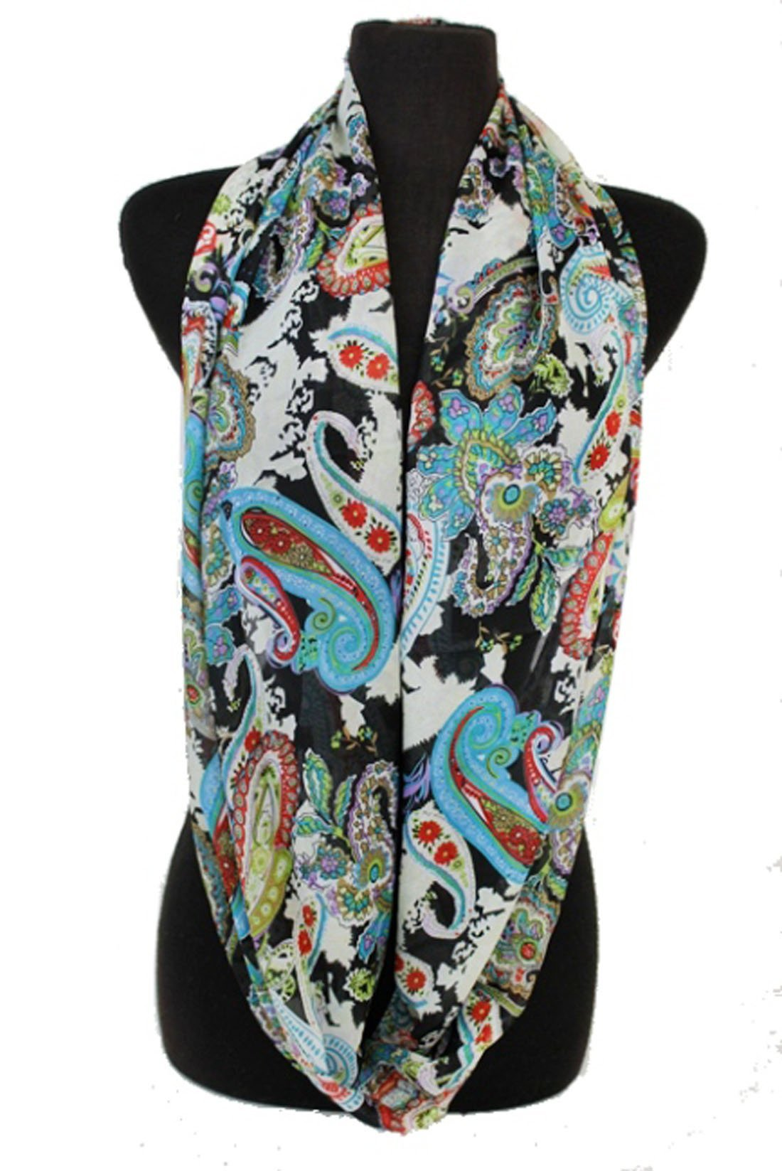Simply Savvy Co USA Based - Designer Breathable Sheer Nursing Cover Converts Into Stylish Scarf