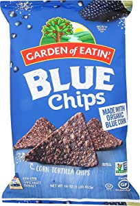 Garden of Eatin' Blue Corn Tortilla Chips, 16 oz