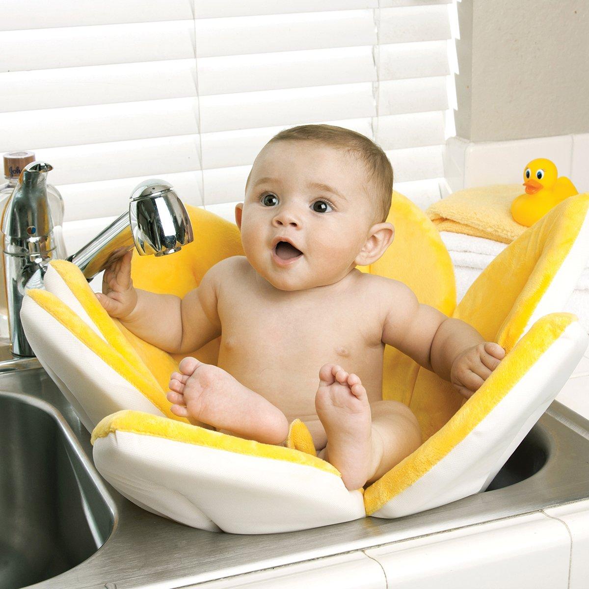 Blooming Bath Baby Tub: Best Baby Bathtub for Kitchen Sink