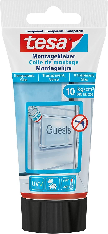 TESA 77931-00000 Gel, Transparente, 80 g: Amazon.es: Bricolaje y ...