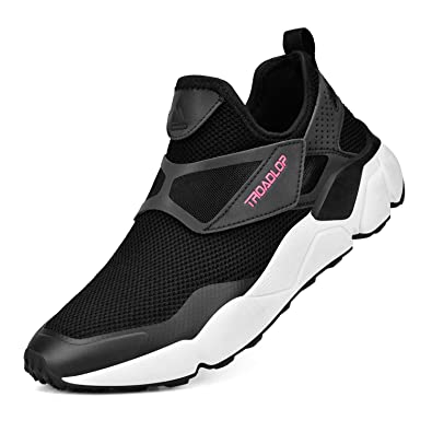 ef6c2700b72 Troadlop Fashion Sneakers Running Shoes Lightweight Mesh Breathable for Men  & Women