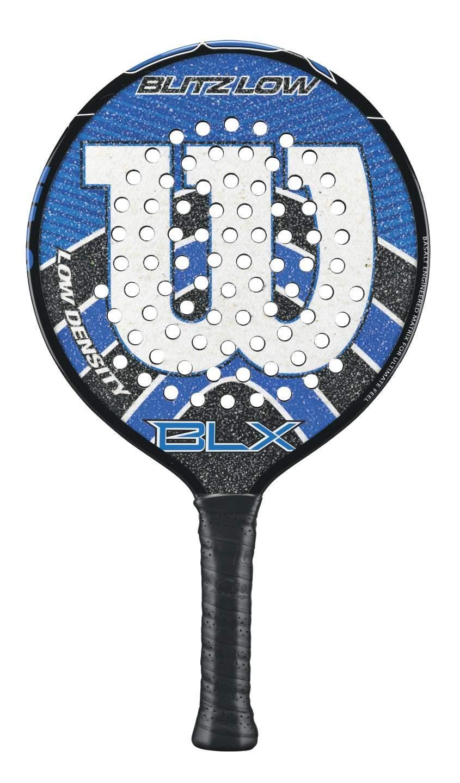 Wilson 13 Blitz Low BLX Platform Tennis Paddle: Amazon.es ...