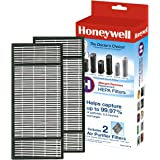 Honeywell True HEPA Air Purifier Replacement Filter 2 Pack, HRF-H2/Filter (H)