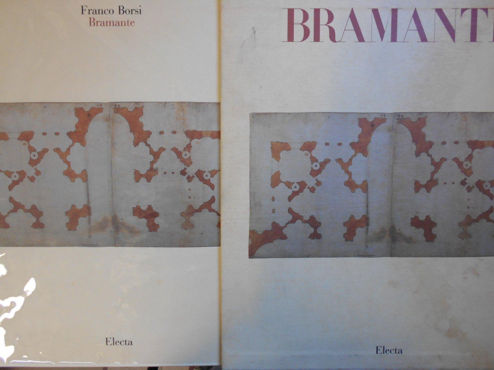 Bramante. L'opera completa. Ediz. illustrata Copertina rigida – 21 feb 1989 Franco Borsi Mondadori Electa 8843526669 ARTI