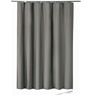 Ordinaire Sfoothome 36 Inch Wide X 78Inch Long Hotel Fabric Shower Curtain Waterproof  And Mildew Free Bath