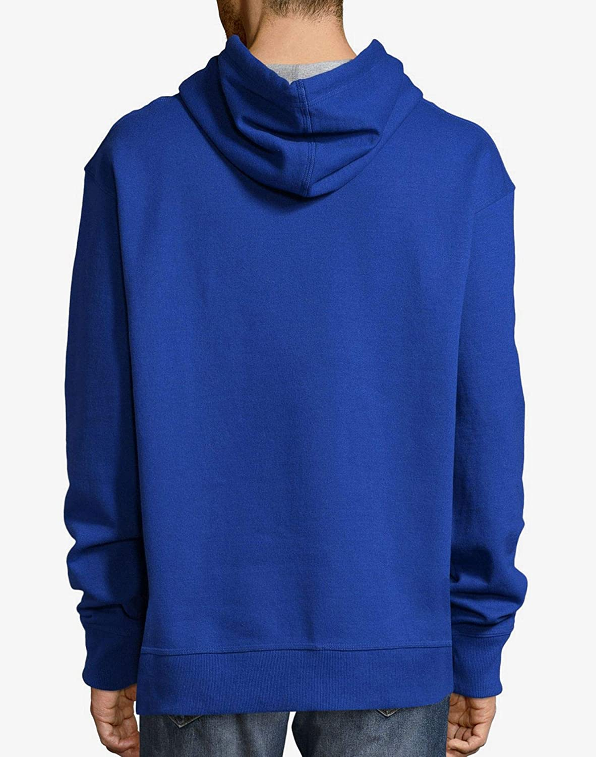 Champion Mens Graphic Powerblend Fleece Pull-Over Hoodie