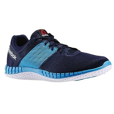 Reebok Zprint Run Neo Chaussures de Running Homme, Bleu