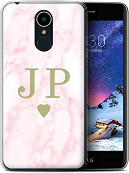 Stuff4® Phone Case/Cover/Skin/LG-gc/Pink Marble Fashion Collection ...