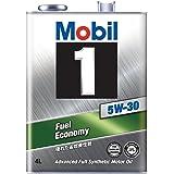Mobil [ モービル ] ガソリン・ディーゼルエンジン車用 [ Mobil 1 ] 4L [ 新規格 ] [ SN ] 5W-30 [ 化学合成油 ] Fuel Economy[HTRC 3]