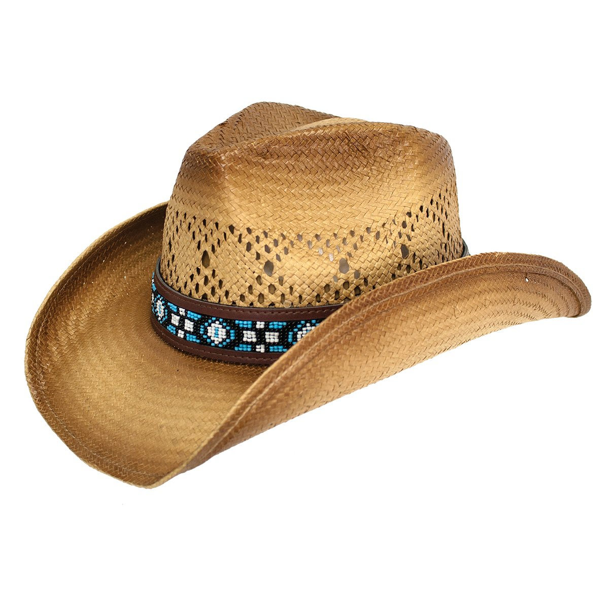 Peter Grimm Carissa Drifter Cowgirl Hat for Women at Amazon Men s Clothing  store  a54dc4ea957