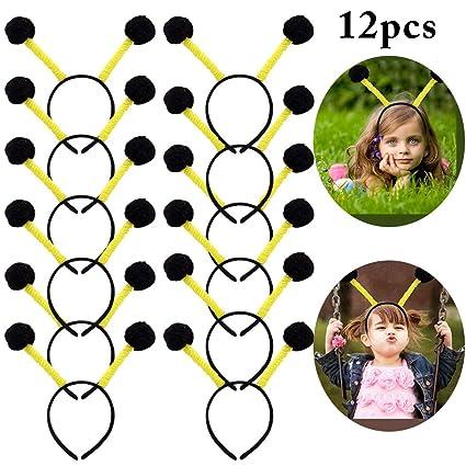 Joyibay - 12 unidades de cinta para el pelo para disfraz de ...