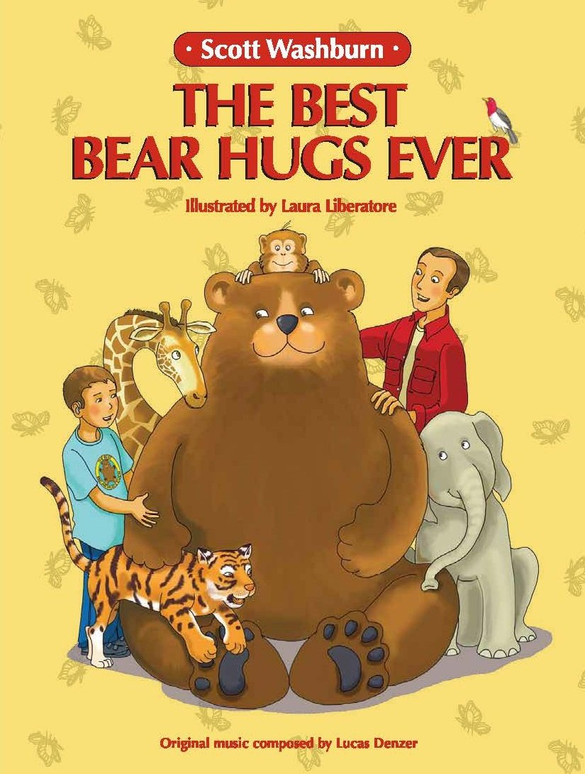 Read Online The Best Bear Hugs Ever pdf