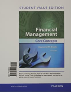 Microeconomics student value edition 7th edition jeffrey m financial management core concepts student value edition 2nd edition prentice hall fandeluxe Choice Image