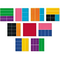 Learning Resources Rainbow Fraction Squares