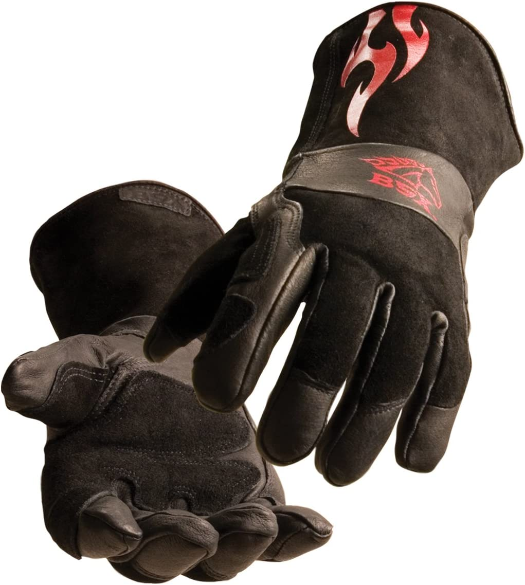 Revco BSX Stick//MIG Welding Gloves By Revco-Model BS50