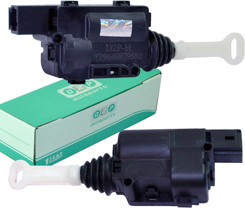 9649879580 Driver Side Door Lock Actuator For Peuegot 1007 1.4 1.6 16v