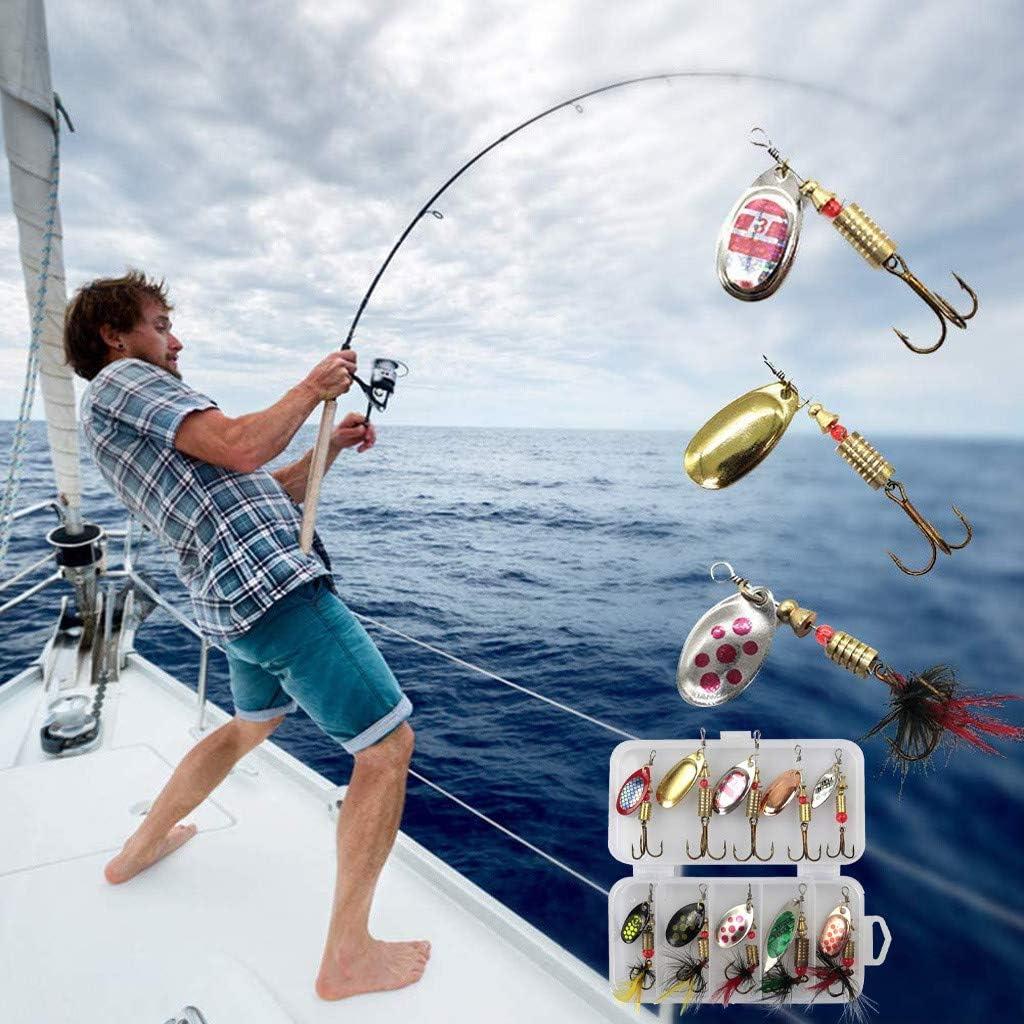 Set of 263Pcs Fishing Accessories Tackle Kit Swivels Snaps Sinker Slides Hooks