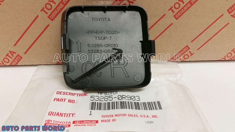 Genuine Toyota 53285-0R903 Bumper Arm Cover