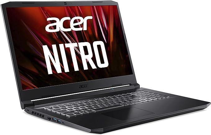 Acer Nitro 5 AN517-54-76BP 17 Zoll Test