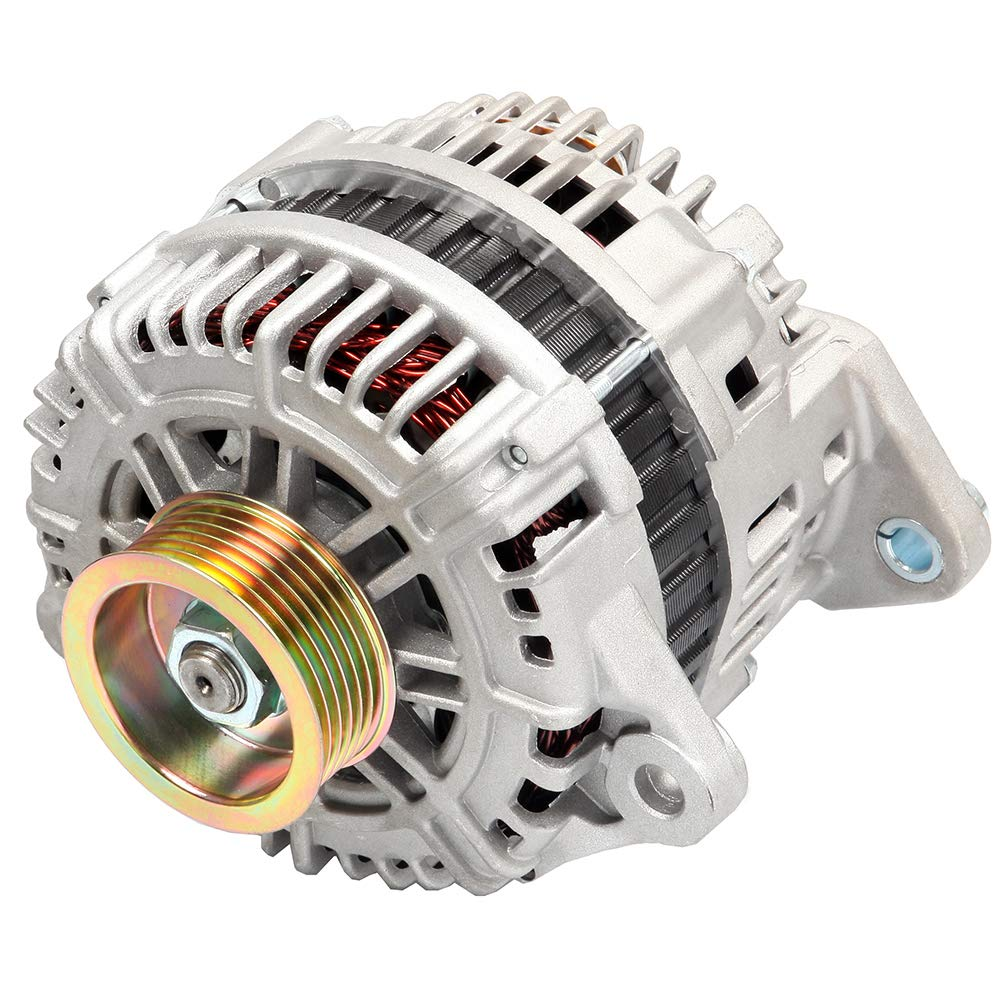 Aintier Alternators AHI0091 13940 1-2492-01HI LR1110-721 Compatible with Nissan Auto and Light Truck Altima 2002 2003 2004 2005 2006 3.5L