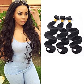 Amazon ziling brazilian virgin sexy real hair 3 bundle deals ziling brazilian virgin sexy real hair 3 bundle deals body wave 100 unprocessed human hair pmusecretfo Gallery