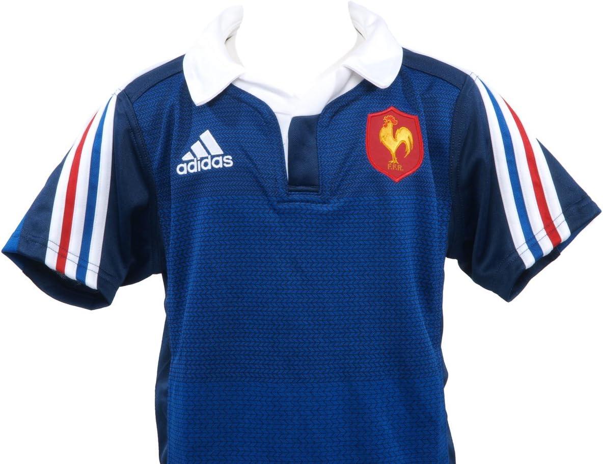 Adidas – Camiseta de Rugby del equipo de Francia XV, para niños ...