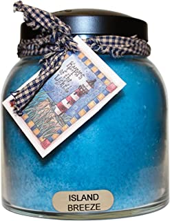 product image for A Cheerful Giver JP28 Giver Island Breeze 34 Ounce Papa Jar Candle, 34oz, Blue