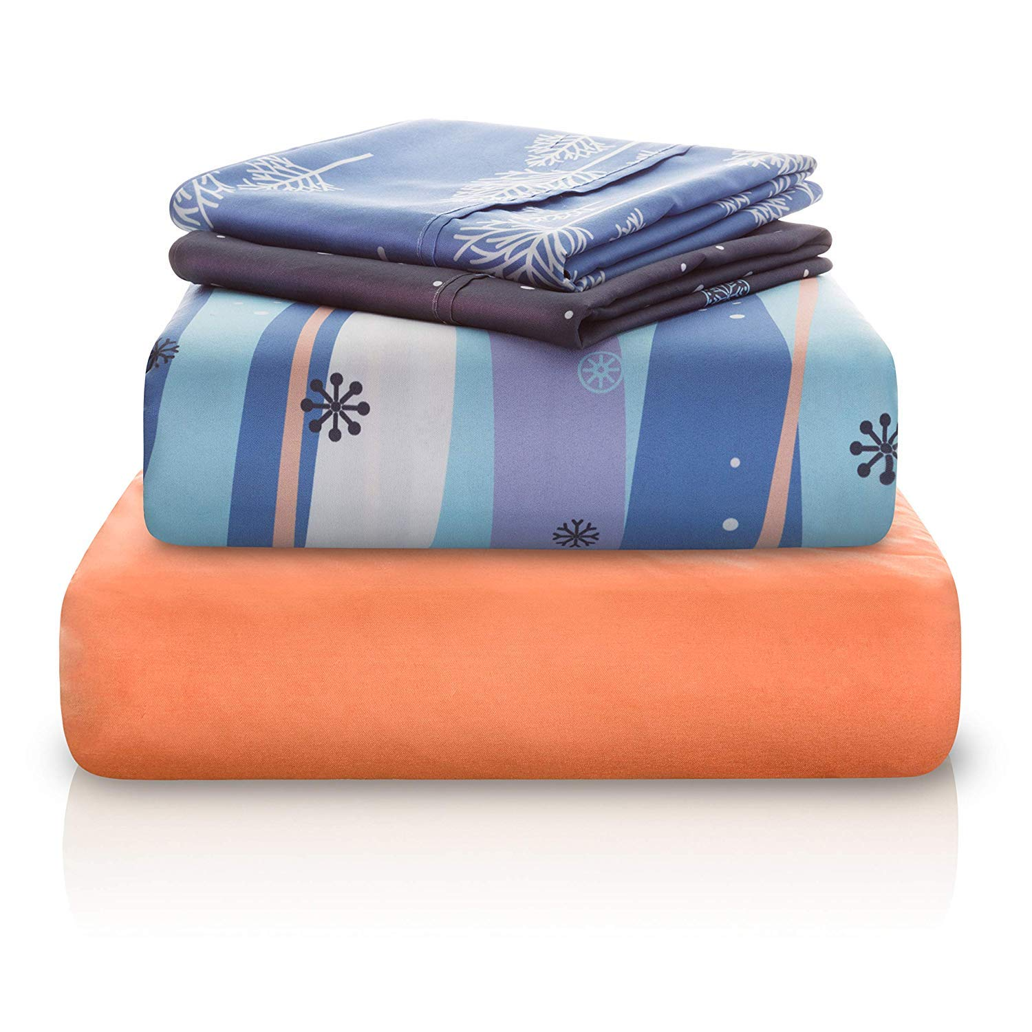 """Chital Unixes Twin Bed Sheets 